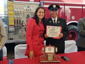 Santiago Tulantepec tiene nueva estación de bomberos 2