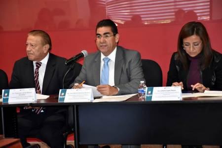Se reunió la Comisión Estatal para la Planeación y Programación de la Educación Media Superior y Superior