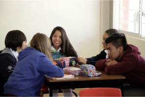SEPH trabaja en generar espacios educativos seguros y libres de violencia