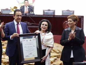 Silvia García de Alba, gran ejemplo para las nuevas 3