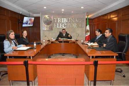 TEEH declara inexistentes violaciones denunciadas a diputados locales
