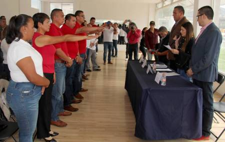 Toman protesta representantes de las ADEMEBAS Municipales 1.jpg