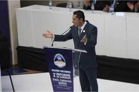 100% de las escuelas públicas del municipio, beneficiadas durante segundo año de gobierno del alcalde Raúl Camacho Baños