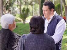 Administración de Omar Fayad atiende a todos los sectores sociales2