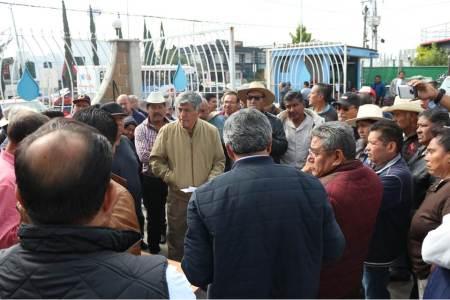 Alcalde de Tizayuca apoya a ejidatarios2