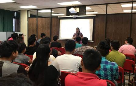 Alumnado en UTHH recibe capacitación por parte de integrantes de la Agencia Espacial Mexicana 3