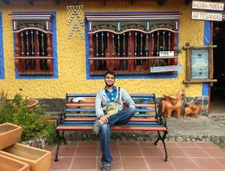 Apoya IHFES a estudiante de la UPMH que participa en programa de movilidad a Colombia1