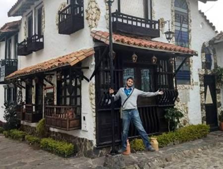 Apoya IHFES a estudiante de la UPMH que participa en programa de movilidad a Colombia2