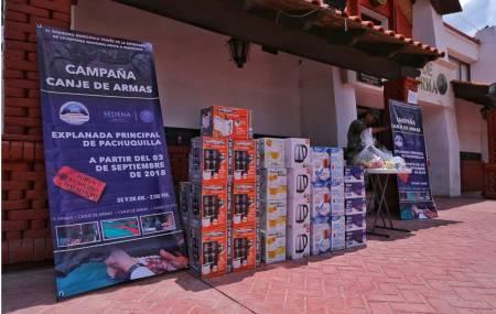 Arranca campaña de Canje de Armas en Mineral de la Reforma2.jpg