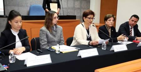 Asesora de la SCJN explica protocolo para juzgar con perspectiva de género