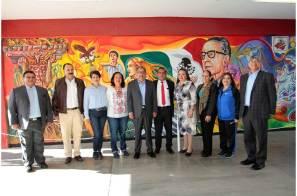 Atilano Rodríguez destaca labor de maestras y maestros, durante primera sesión de los CTE