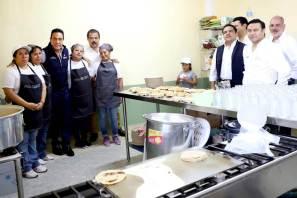 Aumenta en Hidalgo el número de familias beneficiadas con programas sociales