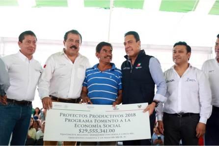 Aumenta en Hidalgo el número de familias beneficiadas con programas sociales5