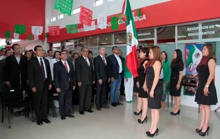 Autoridades educativas presentan estrategia para enseñanza del Himno al Estado de Hidalgo3