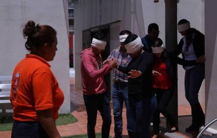 Capacita PC a funcionarios de Mineral de la Reforma en Multibrigadas 4