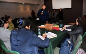 Capacita SEPH a asesores de escuelas integradas al PRONI1