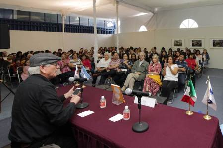 Carlos Bracho y Edith González, presentes en FUL 2018