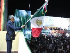Celebran con gran éxito el Grito de Independencia en Tizayuca2