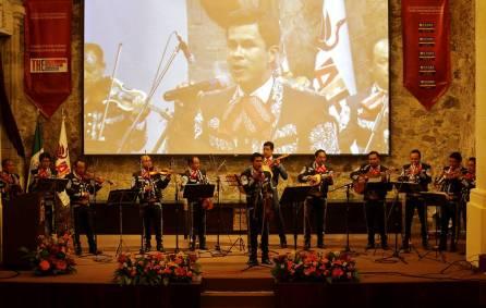 Celebró Mariachi Cultural Ázatl de UAEH, su sexto aniversario1