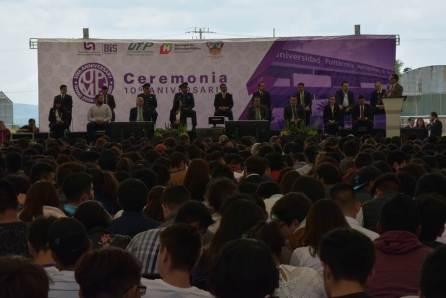 Con una matrícula de más de 2 mil 700 alumnos, la Universidad Politécnica Metropolitana de Hidalgo cumple 10 años de creación2