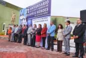 Conmemora Mineral de la Reforma con acto cívico, 171 Aniversario de la Gesta Heroica de los Niños Héroes de Chapultepec2