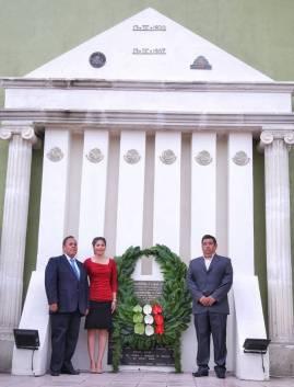 Conmemora Mineral de la Reforma con acto cívico, 171 Aniversario de la Gesta Heroica de los Niños Héroes de Chapultepec4