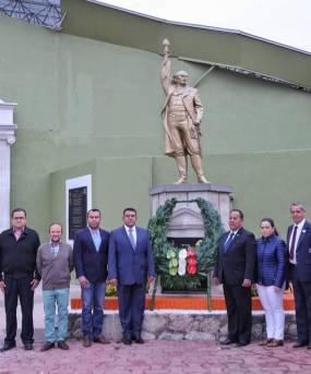 Conmemora Mineral de la Reforma, con acto cívico 208 Aniversario de la Independencia de México 4