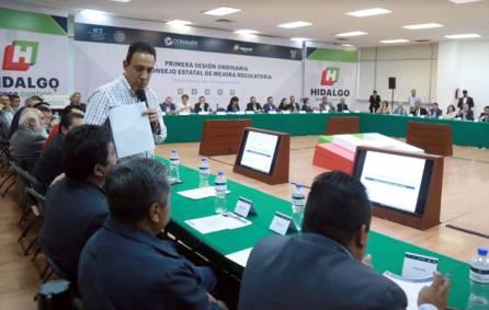 Consejo Estatal de Mejora Regulatoria aprueba simplificación de trámites que generará ahorro por más de 700 MDP4