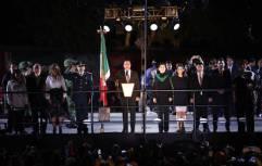 Encabeza gobernador Omar Fayad Grito de Independencia y Desfile Cívico Militar del 16 de septiembre2