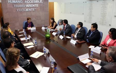 Expone Poder Judicial aportaciones al Sistema Estatal Anticorrupción1