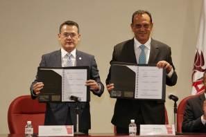Firman UAEH y Hospital San José de Querétaro convenio de colaboración3