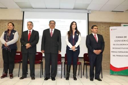 Fortalece lazos de colaboración Secretaría del Trabajo1.jpg