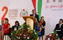 Gabriel García Rojas rinde su Segundo Informe de Gobierno3