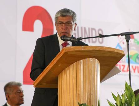 Gabriel García Rojas rinde su Segundo Informe de Gobierno6