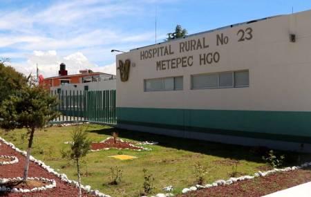 Gana Hospital Rural No 23 de Metepec Certificación del Consejo de Salubridad General.jpg