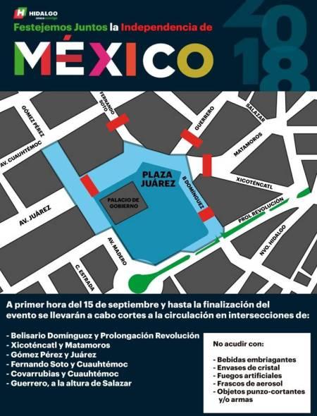 Gobierno de Hidalgo implementará dispositivo preventivo a fin de salvaguardar a los asistentes en los festejos patrios2