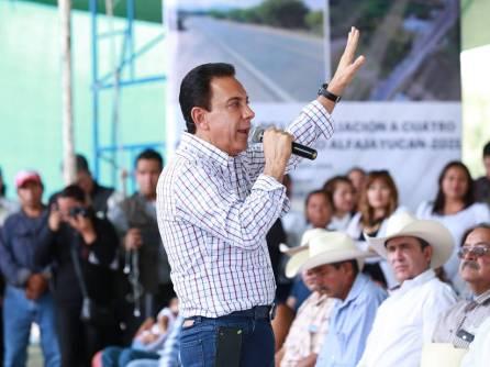 Gobierno de Hidalgo impulsa el mejoramiento de vialidades en todas las regiones del estado1