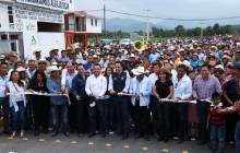 Gobierno de Hidalgo impulsa el mejoramiento de vialidades en todas las regiones del estado7