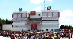 Gobierno de Hidalgo participó en Macro Simulacro Nacional 20187