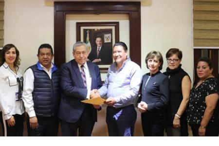 Gobierno de Hidalgo y SUTSPEEH trabajan en favor de los trabajadores