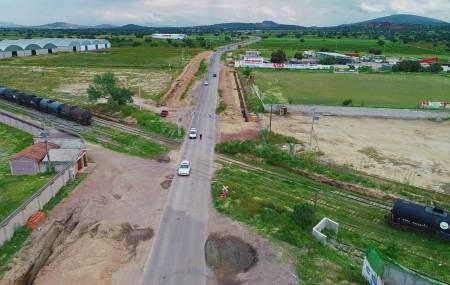 Gobierno del Estado construye Libramiento Industrial Huitzila 1.jpg