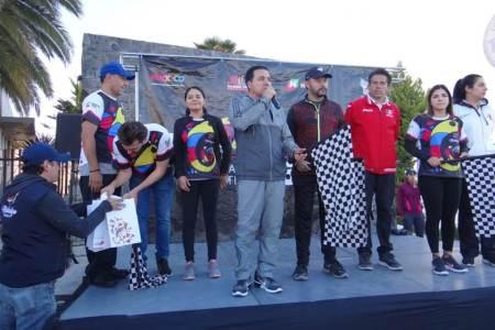 Gran éxito la 2ª Carrera Atlética de Turismo