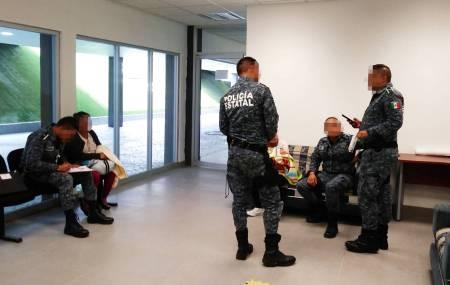 Grupo policial PPAViG interviene en caso de violencia intrafamiliar