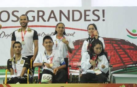 Hidalgo concluye Paralimpiada Nacional con medalla histórica en el boccia 4