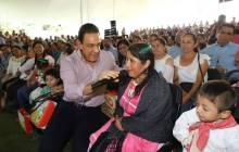 Hidalgo inauguró el primer CEREDI indígena del país1