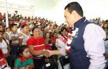 Hidalgo inauguró el primer CEREDI indígena del país3