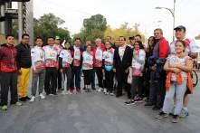 Hidalgo participa en la 4ª. Carrera Nacional #MoviendoAMéxicoPorTuSalud4