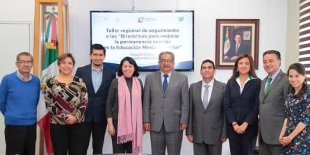 Hidalgo sede de Taller Regional para Permanencia Escolar1