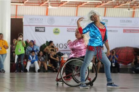 Hidalguenses de danza deportiva obtienen en Paralimpiada Nacional dos platas