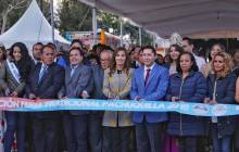 Inaugura alcalde Raúl Camacho, Feria Tradicional Pachuquilla 2018 y presenta letras monumentales1
